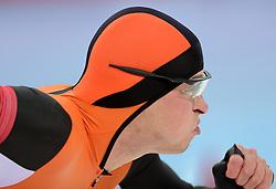 08-02-2014 SCHAATSEN: OLYMPIC GAMES: SOTSJI<br /> Goud voor Sven Kramer op de 5000 meter<br /> ©2014-FotoHoogendoorn.nl<br />  / Sportida