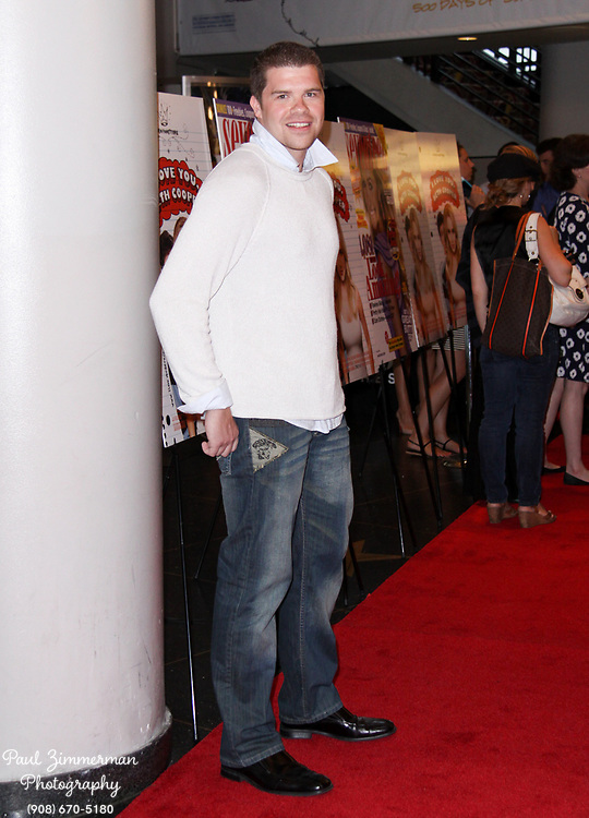 """7 June 2009 - New York, NY - Josh Emerson. Seventeen Magazine and Hayden Panettiere host a screening of the new movie """"I Love You Beth Cooper"""" Photo Credit: Paul Zimmerman/AdMedia"""