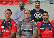 Salford City Reds Press Conference 050913