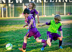 23 April 2014. Elites Soccer. New Orleans, Louisiana. <br /> Scrimmaging. U9's take on U8's<br /> Photo; Charlie Varley