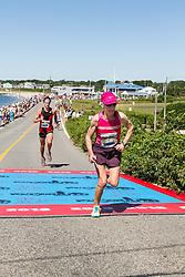 41st Falmouth Road Race: Joan Samuelson, 56