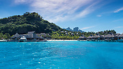 The Conrad, Bora, Bora, French Polynesia, South Pacific