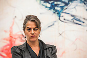 Tracey Emin White Cube