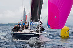 Largs Regatta Week 2017 <br /> Day 1<br /> <br /> GBR8272T, Satisfaction, Nicholas Marshall, St Mary's Loch SC, J 92<br /> <br /> Picture Marc Turner