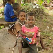 Papua kids