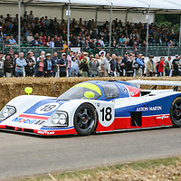 1989 Aston Martin AMR1 Group C, Goodwood Festival of Speed 2007