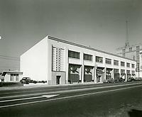 1947 Rogue Sportswear on Highland Ave. near Romaine St.