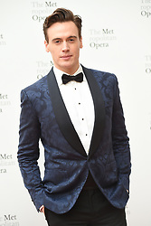September 24, 2018 - New York, NY, USA - September 24, 2018  New York City..Erich Bergen attending Metropolitan Opera Opening Night at Lincoln Center on September 24, 2018 in New York City. (Credit Image: © Kristin Callahan/Ace Pictures via ZUMA Press)