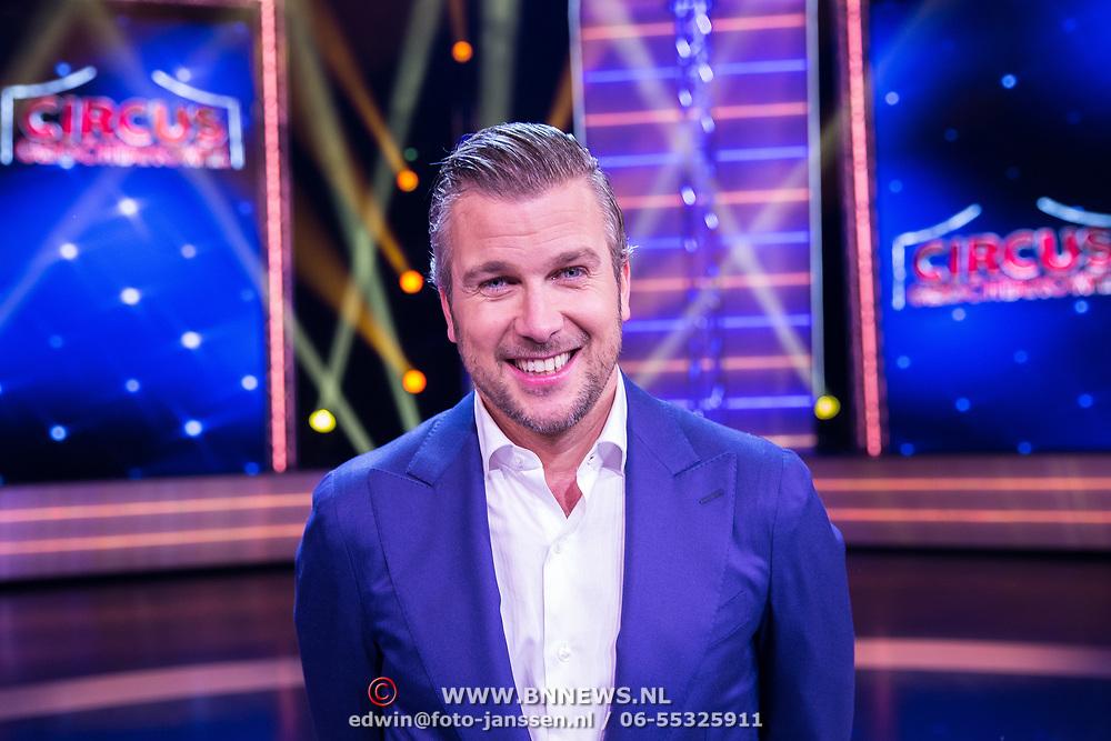 NLD/Hilversum/20171023 - Presentatie van een het nieuwe programma Circus Gerstanowitz,