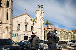 A Guarda Municipal de Gravataí atua em parceria com as polícias civil e militar, cujo lema é servir e proteger prevenindo a violência a criminalidade da cidade. Foto: Marcos Nagelstein/ Agência Preview