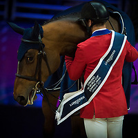 Round 4 - FEI World Cup Jumping Final - Omaha 2017