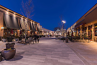Exterior image of the plaza area at the Mall In Columbia in MD by Jeffrey Sauers of Commercial Photographics, Architectural Photo Artistry in Washington DC, Virginia to Florida and PA to New England