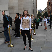 Fashionist attend the Fashion Scout - SS19 Day 1, London, UK 14 September 2018.