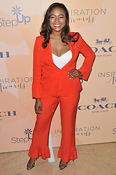 Tatyana Ali arrives at Step Up's 14th Annual Inspiration Awards held athe Beverly Hilton in Beverly Hills, CA on Friday, June 2, 2017. (Photo By Sthanlee B. Mirador) *** Please Use Credit from Credit Field ***