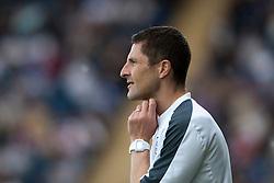 Raith Rover's manager Grant Murray..Falkirk v Raith Rovers, 18/8/2012..