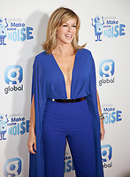Kate Garraway, Global's Make Some Noise Night in London, Finsbury Square Marquee, London UK, 20 November 2018