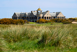 St Andrews Links Clubhouse in St Andrews, Scotland, UK