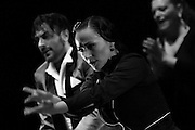 The great flamenco dancer born in Granada, made a presentation of his new show: Gran Gala Flamenco in the Circulo de Bellas Artes in Madrid.