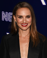 December 5, 2018 - Hollywood, California, USA - NATALIE PORTMAN attends the premiere of Neon's 'Vox Lux' at ArcLight Hollywood in Los Angeles, California. (Credit Image: © Billy Bennight/ZUMA Wire)