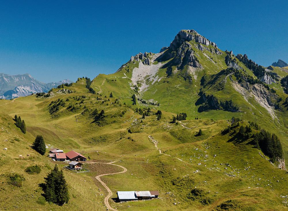 Switzerland - Schynige Platte view