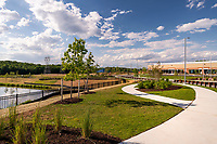 Architetural image of Waugh Chapel Business Park by Jeffrey Sauers of CPI Productions