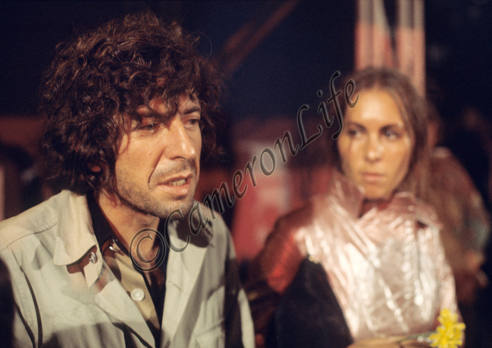 """Leonard Cohen -.A poet of our time .- Leonard Cohen - Nearly 40 summers ago on August 31st 1970, 35 year old Leonard Cohen was awakened at 2 a.m. from a nap in his trailer and bought on stage, along with his band, to perform """"Hallelujah"""". This song has since become one of Cohen's best known and best loved and has been covered by over 150 artists including Jeff Buckley, Willie Nelson and Bono. These covers rekindled an interest in Cohen's work"""