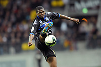 FOOTBALL - FRENCH CHAMPIONSHIP 2011/2012 - LE MANS FC v SC BASTIA   - 4/05/2015 - PHOTO PASCAL ALLEE / DPPI - SADIO DIALLO (BAS)