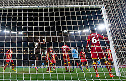 Goalkeeper of Ghana Richard Kingson during overtime at the 2010 FIFA World Cup South Africa Quarter Finals football match between Uruguay and Ghana on July 02, 2010 at Soccer City Stadium in Sowetto, suburb of Johannesburg. (Photo by Vid Ponikvar / Sportida)