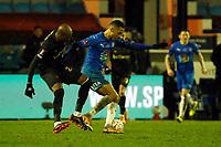 Alex Reid. Stockport County FC 0-1 West Ham United FC. Emirates FA Cup 4th Round. 11.1.21