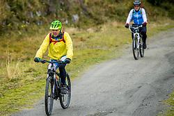 13-09-2017 FRA: BvdGF Tour du Mont Blanc day 4, Trient<br /> Van Chamonix naar Trient. <br /> Carlos