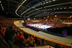 20180531 NED: Volleyball Nations League Netherlands - Brazil, Apeldoorn<br />Overview Omnisport, Apeldoorn Netherlands <br />©2018-FotoHoogendoorn.nl
