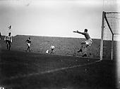 1956 - League of Ireland v English League at Dalymount Park