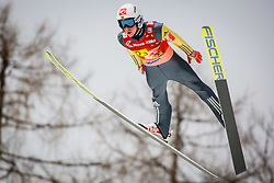 Anders Fannemel (NOR) during the Ski Flying Hill Men's Team Competition at Day 3 of FIS Ski Jumping World Cup Final 2017, on March 25, 2017 in Planica, Slovenia. Photo by Ziga Zupan / Sportida