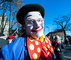 Grimaldi Clown Service 3rd February 2019