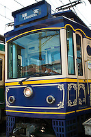 The Enoshima Electric Railway or Enoden connects Kamakura Station in with Fujisawa Station passing along the Shonan Beach coast. Although the train line is only 10kilometers in length, it is the main line along the Shonan beach scene and a favorite with trainspotters.