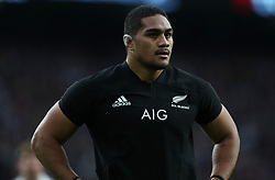 New Zealand's Ofa Tu'ungafasi during the