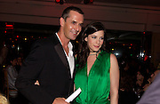 Rupert Everett and Liv Tyler, Aids beneft during couture week, Pavilion D'Armee Nonville, 21 January 2004. © Copyright Photograph by Dafydd Jones 66 Stockwell Park Rd. London SW9 0DA Tel 020 7733 0108 www.dafjones.com
