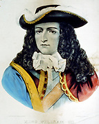 King William III, Prince of Orange. 1650 - 1701 (king of England)  Published by Currier & Ives, [between 1856 and 1907]
