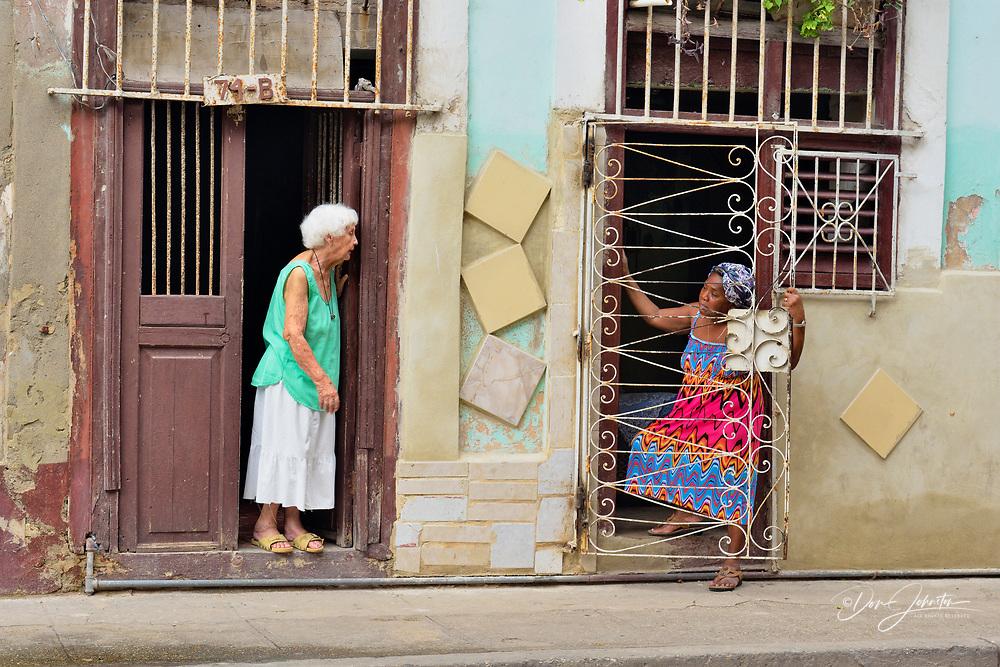 Street photogrphy in central Havana-, La Habana (Havana), Habana, Cuba