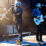 The National perform at a Planned Parenthood benefit at the 9:30 Club in Washington, D.C. on the eve of Donald Trump's inauguration. (photo by Kyle Gustafson)