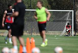 Bristol City Goalkeeper, Max Oleary   - Photo mandatory by-line: Joe Meredith/JMP - Mobile: 07966 386802 - 16/07/2015 - SPORT - Football - Albufeira -  - Pre-Season Training