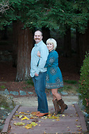 Couples portrait photography in Vacaville, CA. Solano County photographer Kristina Cilia Photography.