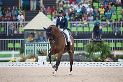 Losos de Muniz Yvonne, DOM, Foco Loco W<br /> Olympic Games Rio 2016<br /> © Hippo Foto - Dirk Caremans<br /> 10/08/16