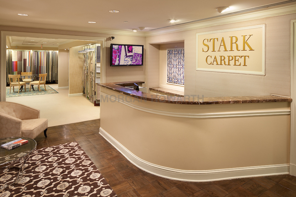 Stark Carpet showroom at Washington DC Design Center
