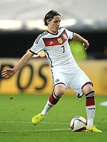 Fotball<br /> Tyskland v Argentina<br /> Privatlandskamp<br /> 03.09.2014<br /> Foto: Witters/Digitalsport<br /> NORWAY ONLY<br /> <br /> Sebastian Rudy (Deutschland)<br /> Fussball, Testspiel, Deutschland - Argentinien 2:4