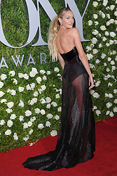 June 11, 2017 - New York, NY, USA - June 11, 2017  New York City..Candace Swanepoel attending the 71st Annual Tony Awards arrivals on June 11, 2017 in New York City. (Credit Image: © Kristin Callahan/Ace Pictures via ZUMA Press)