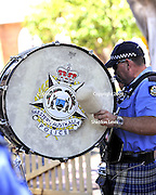 Western Australian Police Band. 2009 Guildford Heritage Festival, Western Australia