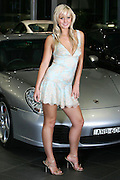 MAKEOVER SHOOT WITH MODEL ROCHELLE AS PARIS HILTON LOOKALIKE AT HAIR SALON IN SOUTHPORT SHOPPING CENTRE & LOCATION SHOTS AT PORSCHE CAR SHOWRROOM,.MASCOT..PICS: PAUL LOVELACE 22-10-04, Fashion shoots & events, Sydney