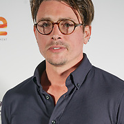 London, England, UK. 28th September 2017. Louis Lagayette actor of Tready attend Raindance Film Festival Screening at Vue Leicester Square, London, UK.