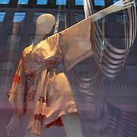 Kimono, Saks Fifth Avenue, Spring 2009